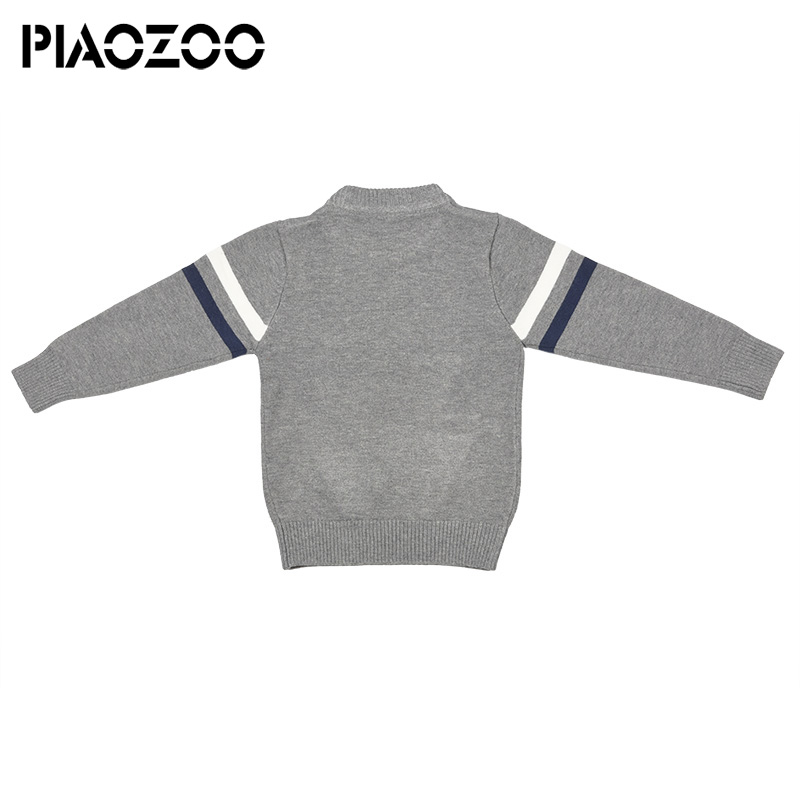 Toddler Boy Winter Sweater Cartoon Design Baby Knitted Casual Baby