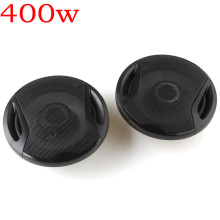 "Universal 4ohm 6"" 160mm 400W Max 2 Way Car Coaxial Vehicle Door SubWoofer Auto Audio Music Stereo Speakers"