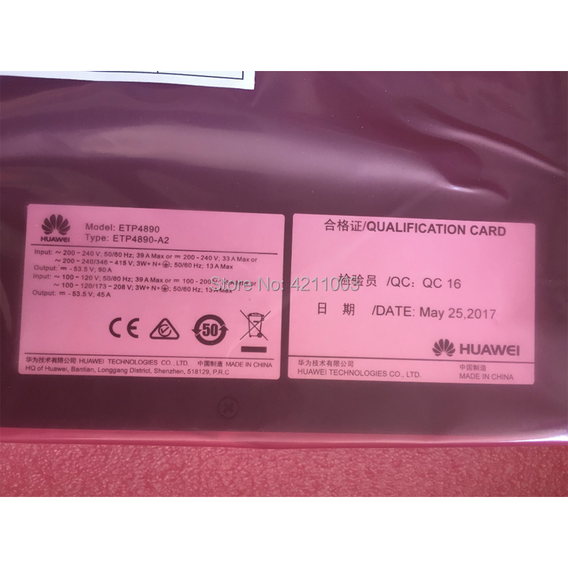 ETP4890-A2 power supply 9