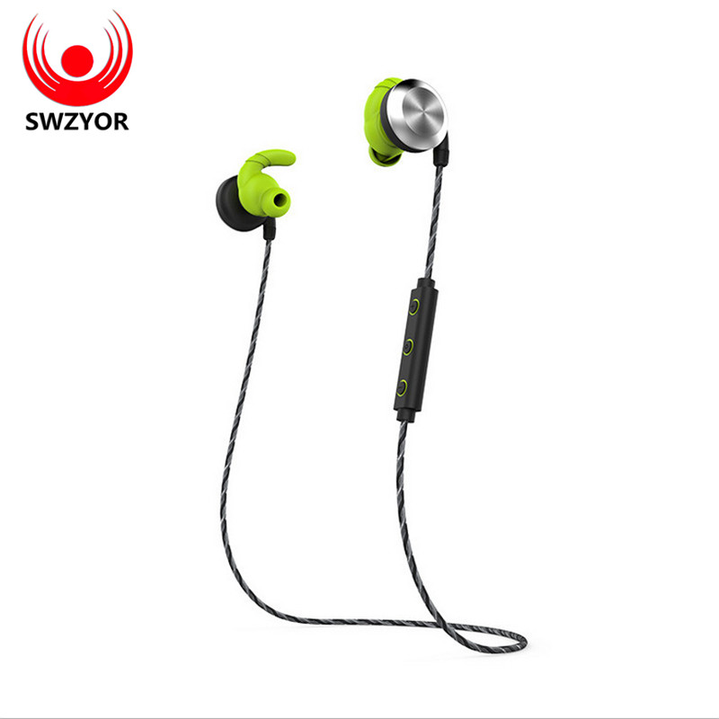 SWZYOR U2 Bluetooth Earphone Waterproof IPX7 Magnetic Running Sport Earphone Wireless Earbuds Bass Auriculares Bluetooth Headse<br>
