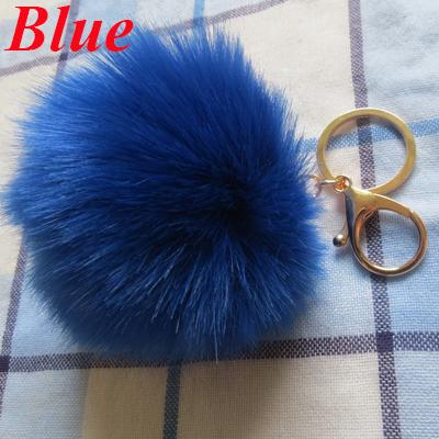 pompon key chain_12-2