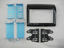 Double Din Car Radio Fascia For FIAT DUCATO stereo facia frame panel dash mount kit adapter trim Bezel facia