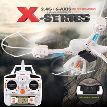 MJX X400 X400W Remote Control Drone With C4015 FPV Camera 2.4G 4CH RC Quadcopter RTF Wifi Helicopter Or No Camera