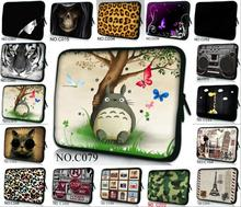 2016 New fast delivery wholesale factory original 10/12/13/14/15/17 inch laptop soft neoprene sleeve for ipad/macbook ari /pro