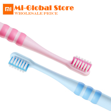 Buy New 2pc/set Xiaomi Doctor B Kid Toothbrush Food Grade Material Imported Soft Brush 6-12 Year old Children best gift for $12.24 in AliExpress store