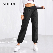 Promoción Pantalones Negro Negro de Pantalones Compra AqL435Rj