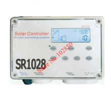 Outdoor use,Water Proof solar controller SR1028 for split solar water heating system,IP