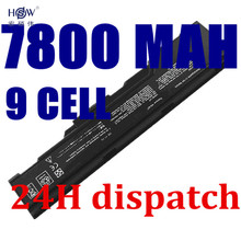 HSW 7800mAh Battery for Dell XPS M1730 1730 HG307 XG510 0XG510 WG317 312-0680 0XG510 312-0680(China)