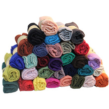 2017 NEW 33 Colors Available Women Fashion Shawl Scarf Warm Soft  Long Scarf  Feminina ladiess headband big size