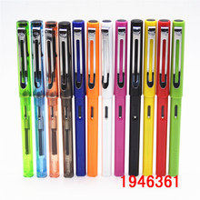 JINHAO 599 All colors student fashion Medium and fine Nib Fountain Pen The best gift to give as gifts School office supplies(China)