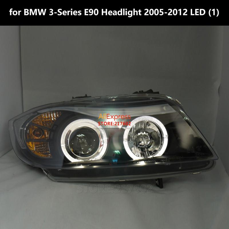 for BMW 3-Series E90 Headlight 2005-2012 LED (1)