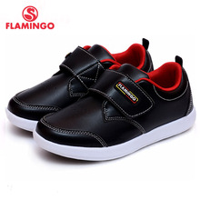 FLAMINGO Russian Famous Brand 2016 New Arrival Spring & Autumn Kids Sport Shoes Fashion High Quality children sneakers 61-NK117