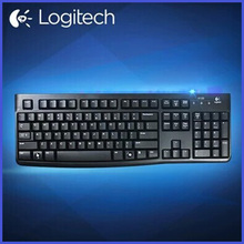 Logitech K120 wired keyboard computer keyboard USB slim mute keyboard Mouse & Keyboard