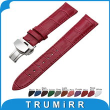 18mm 19mm 20mm 21mm 22mm Genuine Leather Watch Band for Casio BEM 302 307 501 506 517 EF MTP Series Strap Wrist Belt Bracelet