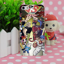 B0583 Cartoon Network Transparent Hard Thin Case Cover For Apple iPhone 4 4S 5 5S SE 5C 6 6S 6Plus 6s Plus
