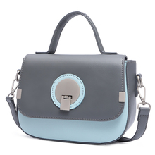 free shipping new fashion women's single shoulder bag ladies handbag feminina messenger bag bolsa good pu leather wholesale(China)