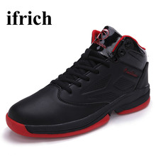 Mens Shoes Sports Shoes White Black Mens Sport Basketball New Cool Mens Basketball Sneakers High Quality Men High Top Sneakers