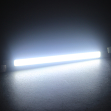 200 x 10MM High Quality 12V Super Bright COB LED Strip Light Lamps Bulb For DIY Warm White Pure White 10W 1000LM