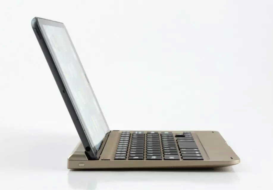 Ultra Slim Wireless Bluetooth Keyboard Smart Sleep Case Stand Holder Keyboard Dock For Apple ipad mini 4 Mini4 7.9 inch Tablet<br>