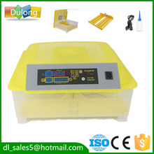 CE approved Excellent quality 48 Egg Incubator Automatic hatcher brooder Machine for hatching Quail chicken Birds(China)
