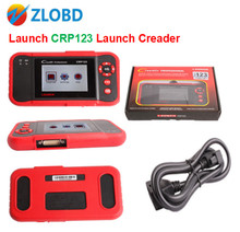 Launch CRP123 Launch CReader Professional 123 New Generation Of Core Diagnostic Product Better than Creader Vii+ CRP123 On Sale(China)