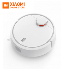 Original XiaoMi MI Robot Vacuum Cleaner for Home Automatic Sweeping Smart Planned WIFI APP Control Auto Charge Dust Cleaning(China)