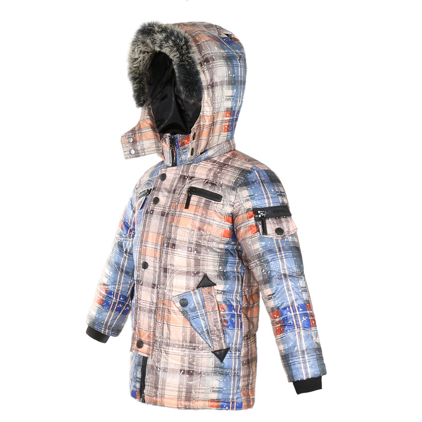 Boys Real White Duck Down Jacket with Hooded 5-7 Years Old Kids Zipper Parkas Long Sleeve Coat Winter Keep Warm Outerwear BB6A03Одежда и ак�е��уары<br><br><br>Aliexpress