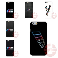 For Apple iPhone 4 4S 5 5C SE 6 6S 7 7S Plus 4.7 5.5 Soft TPU Silicon Mobile Phone Cases For Bmw Jacket M Power