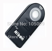 IR Wireless Remote Control for Nikon ML-L3 D60/D7000 D7200 D90 D610 D600 d810 d800 D80 d300 D3200 d3300 D5100 D5200 D5500 camera(China)