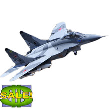 Sky flight   Mig 29 twin 70mm EDF Jet   fighter remote control  aircraft model PNP and KIT