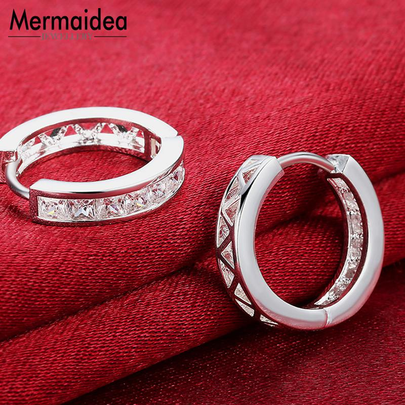 Round Designed Beads,Silver Plated Zirconia Romantic Style Fashion Jewelry Gift For Women Dress Accessories