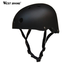 WEST BIKING 3 Size Round Mountain Bike Helmet Men Sport Accessories Cycling Helmet Capacete Casco Strong Road MTB Bicycle Helmet(China)