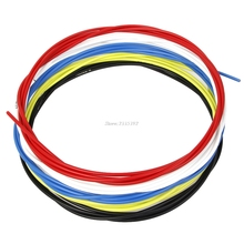 Buy 3m Bicycle Shift Cable 4mm Mountain Bike Road Line Pipe Colorful Cycling Wire JUN13 for $2.76 in AliExpress store