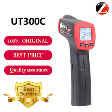 UNI-T UT300C  Laser Temperature Gun No-contact Temperature Diagnostic-tool Range -18 ~ 400 UT300C Original Device