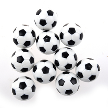 ELOS-New 20pcs 32mm Plastic Soccer Table Foosball Ball Football Durable Table Game Accessories(China)