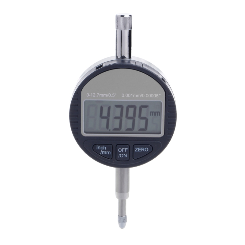 0-12.7mm Electronic Micrometer Digital Thickness Meter Gauge 0.001mm Depth  t15<br>