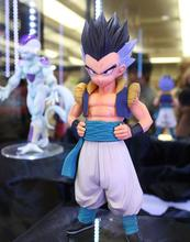 19cm Gotenks Dragon Ball Z Action Figure PVC Collection figures toys for christmas gift brinquedos Collectible with retail box
