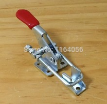 Adjustable U Shape Pull Action 160Kg Capacity Latch Type Toggle Clamp 40323