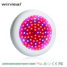UFO 300W 600W 800W 900W  1000W  LED Grow Light Full Spectrum for Vegetable, Hydroponics  Medical Flower Plants for indoor plants