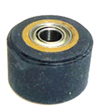 Copper Core Pinch Roller 16mmx11mmx4mm Wheel Bearing Hole Diameter 4mm for Roland Vinyl Plotter Cutter Roller Printer Parts(China)