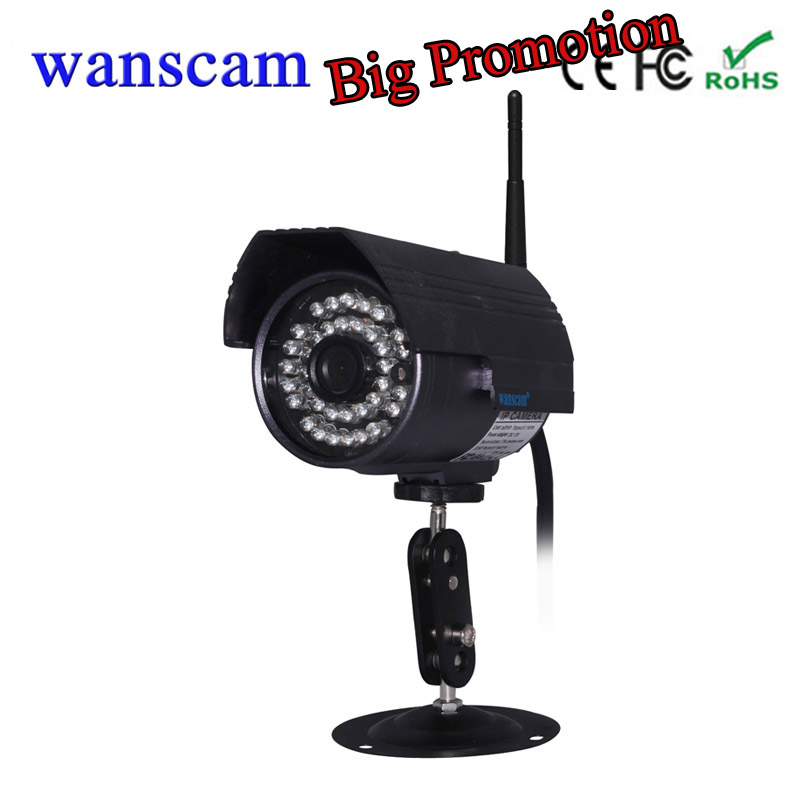 hot Wanscam HW0027 720P security cctv camera wifi wireless IP security Camera outdoor wifi wireless support 128G TF card(China (Mainland))
