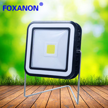 Square Solar Portable Lamps USB Mobile Phone Charger Handy Light 2 Modes Emergency Solar LED Lights Outdoor Camping Hiking Lamp(China)