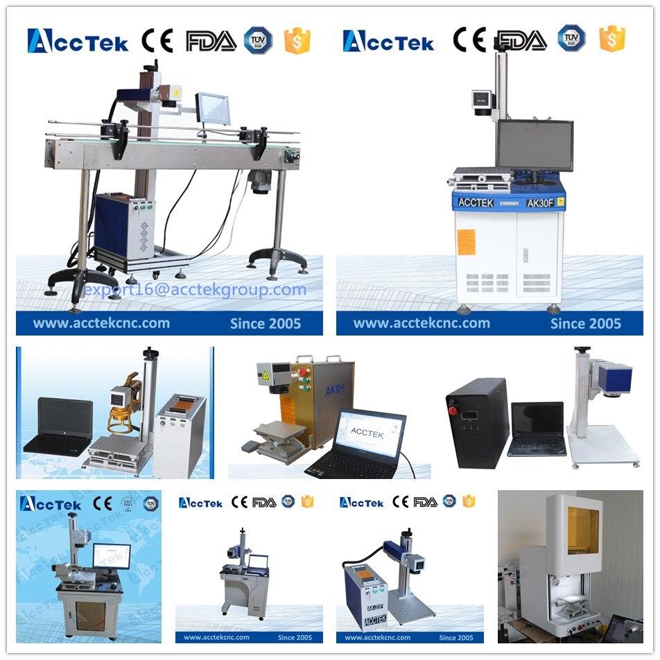 Fiber laser marking machine all type