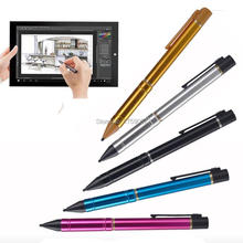 Active Touch Stylus Pen Capacitive Ultra Thin 2.3mm Fine Sense Tip For Android iPhone Tablet
