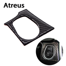 Buy Atreus BMW F30 F35 Accessories 3Series GT 320i Car Styling Carbon Fiber Engine Start Button Interior Decorative Stickers for $8.99 in AliExpress store