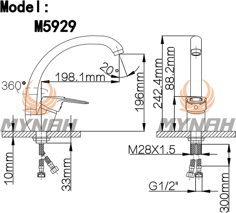M5929