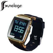 Funelego New Smart Watch Hour Wearable Electronics Waterproof Wrist Android Watches With SIM For iPhone Cell Phone Smart Clock