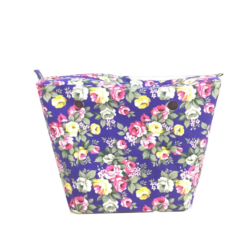 2017 New flower Insert Lining Inner for OBAG canvas inner pocket for italy for OBAG tote handbags accessories inserts <br><br>Aliexpress
