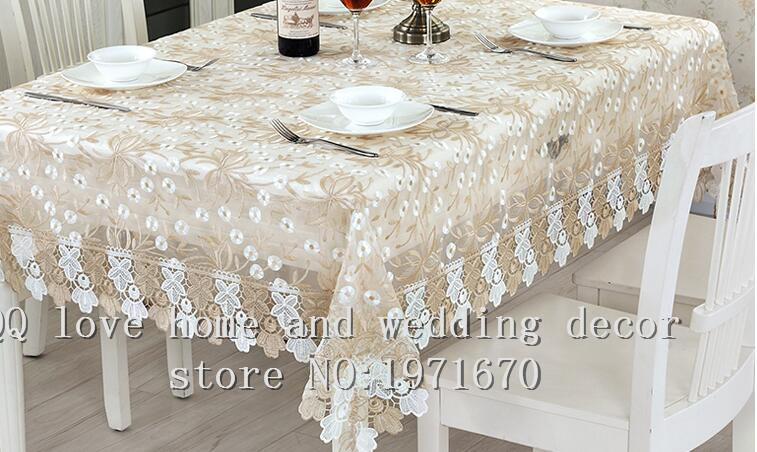 tailands bordado mantel de encaje cubierta de tela pao de tabla de t tipo europa hilo de vidrio mesita de noche pequea mesa