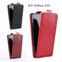 Luxury PU Leather Flip Cases For Microsoft Nokia Lumia 540 N540 5 inch cases Covers Houisng Magnetic Holster Skin bags shell